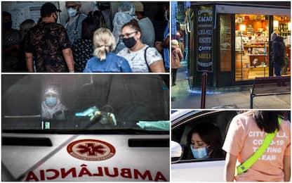 Coronavirus mondo, 10 Paesi con più casi in 24 ore: l'Italia è nona