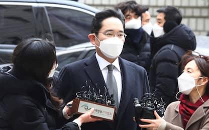 Corea del Sud, l'erede dell'impero Samsung arrestato per corruzione