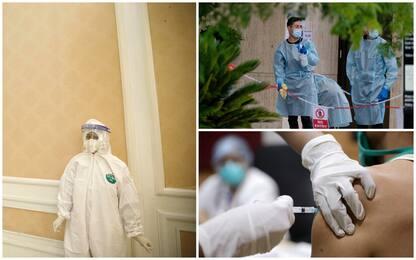 Coronavirus, i 10 Paesi con più casi in 24 ore: l'Italia è ottava