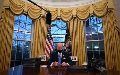 Casa Bianca, come è cambiato lo Studio Ovale del presidente Joe Biden