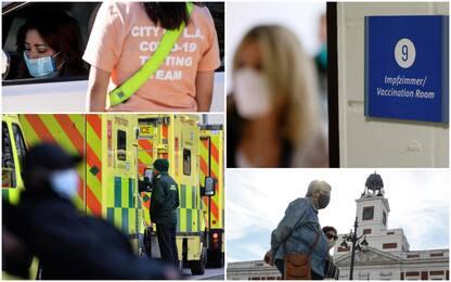 Coronavirus, i 10 Paesi con più casi in 24 ore: quattro sono europei