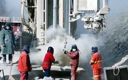 Cina, sono 10 i minatori morti nella miniera dello Shandong