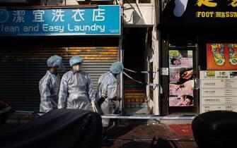 hong kong lockdown