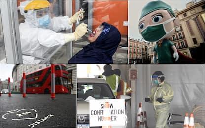 Coronavirus, i 10 Paesi con più casi in 24 ore: primi Usa, Italia nona