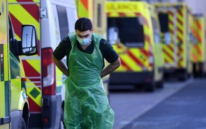 Covid, Regno Unito: oltre 32mila casi e 35 morti nelle ultime 24 ore