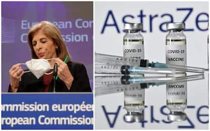 """Covid, scontro Ue-Astrazeneca su vaccini: """"Il contratto sia pubblico"""""""