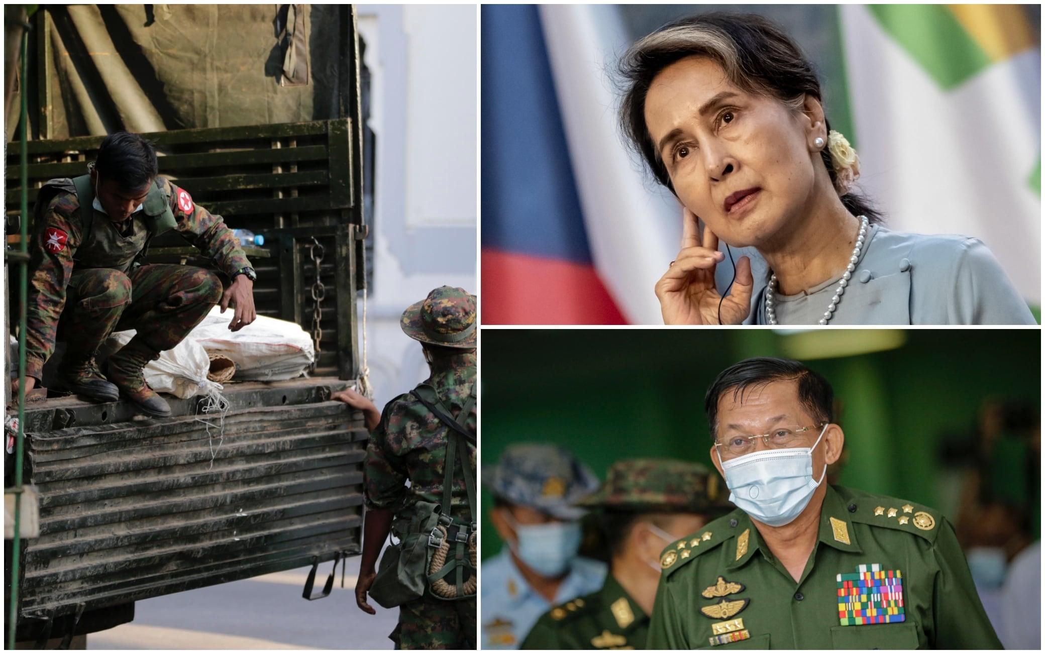 Myanmar, da transizione democratica a colpo di Stato: cosa è successo
