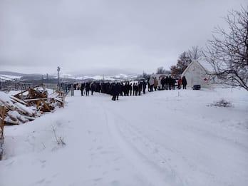 L'inferno di Lipa, viaggio al confine tra Bosnia e Croazia