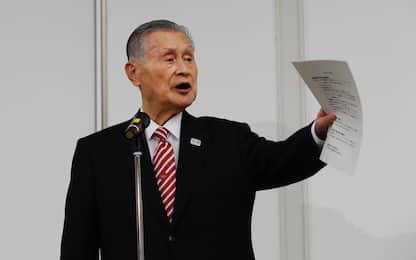 Olimpiadi Tokyo, bufera su presidente del comitato per frasi sessiste