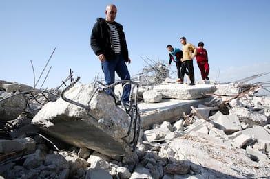 Israele, corte dell'Aja ha giurisdizione sui territori palestinesi