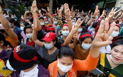 Myanmar, saranno liberati 5mila prigionieri politici