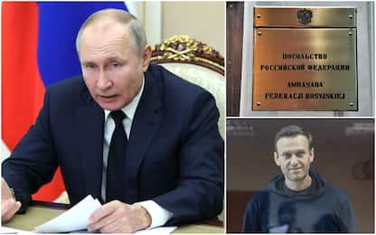 Germania, Polonia e Svezia espellono tre diplomatici russi