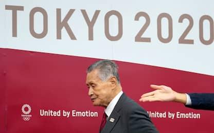 Olimpiadi Tokyo, presidente Mori verso dimissioni dopo frasi sessiste