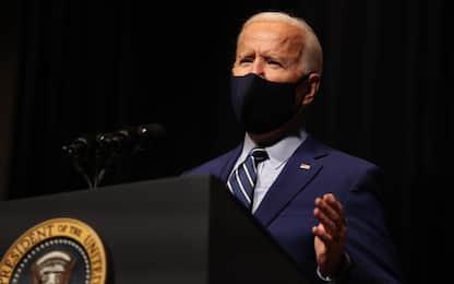 Usa, Biden chiede al Congresso riforme per limitare le armi