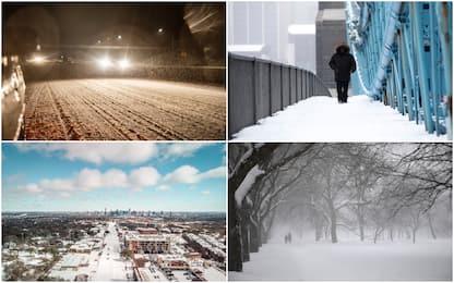 Usa travolti da una tempesta invernale, almeno 11 morti