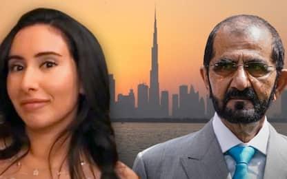 Latifa, figlia dell'Emiro di Dubai prigioniera del padre. VIDEO