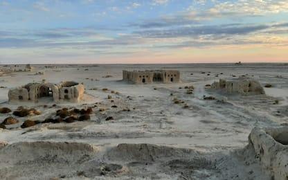 """Shahr-i Sokhta in Iran, la """"Pompei d'Oriente"""" riemerge dal deserto"""