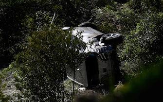 Tiger Woods, incidente auto