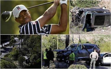 Tiger Woods, incidente