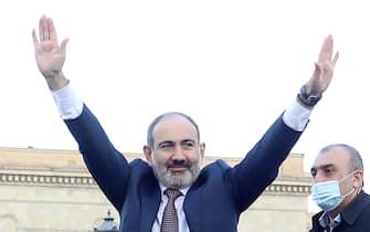 tentato colpo di stato armenia