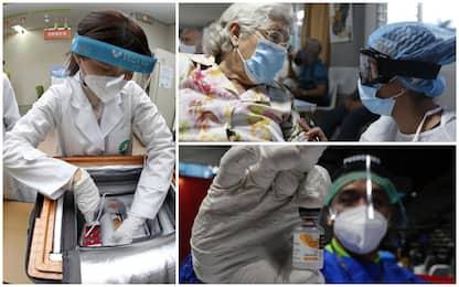 Coronavirus, 10 Paesi con più casi in 24 ore: Usa e Brasile in testa