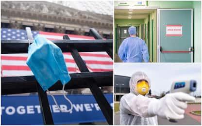 Coronavirus, 10 Paesi con più casi in 24h: Usa primi, Italia quinta