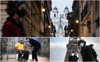 Coronavirus, i 10 Paesi con più casi in 24 ore: l'Italia è quarta