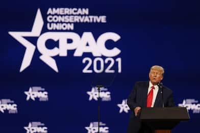 """Usa, Trump al Cpac: """"Non fondo nuovo partito, abbiamo Gop"""""""