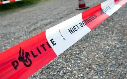 Olanda, esplosione vicino laboratorio analisi tamponi