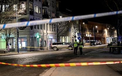 Svezia, 8 persone accoltellate in strada