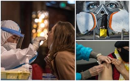 Coronavirus, 10 Paesi con più casi in 24 ore: Brasile in testa