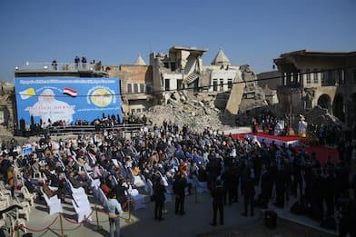 """Papa Francesco in Iraq: """"Esodo dei cristiani è danno incalcolabile"""""""