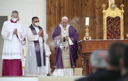 """Papa Francesco in Iraq: """"Paese rimarrà sempre nel mio cuore"""""""