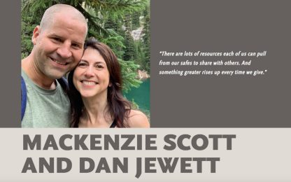MacKenzie Scott, l'ex moglie di Jeff Bezos, sposa un insegnante