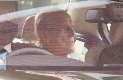 Gb, principe Filippo dimesso dall'ospedale. Era ricoverato da un mese