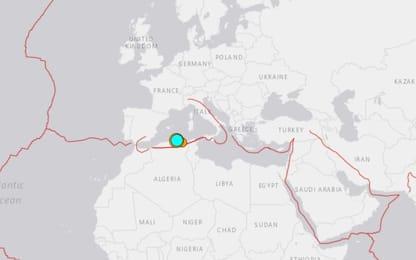 Terremoto in Algeria, scossa di 6.2 avvertita anche in Italia