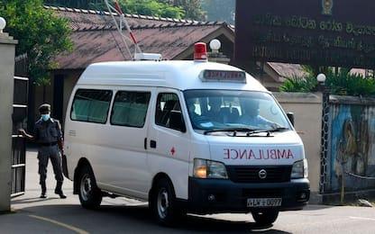 Sri Lanka, bus cade in un precipizio. Almeno 14 morti