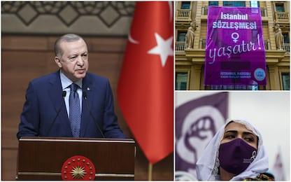 Turchia, Ankara lascia la convenzione contro la violenza sulle donne