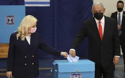 Elezioni Israele, gli exit poll: è testa a testa, Netanyahu non sfonda