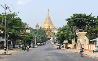 """Birmania, uccisa bambina di 7 anni. Oggi lo """"sciopero del silenzio"""""""