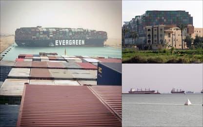 Nave bloccata nel canale di Suez: cosa sappiamo
