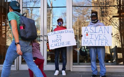NY, attacchi contro persone di origine asiatica. Biden: ora basta