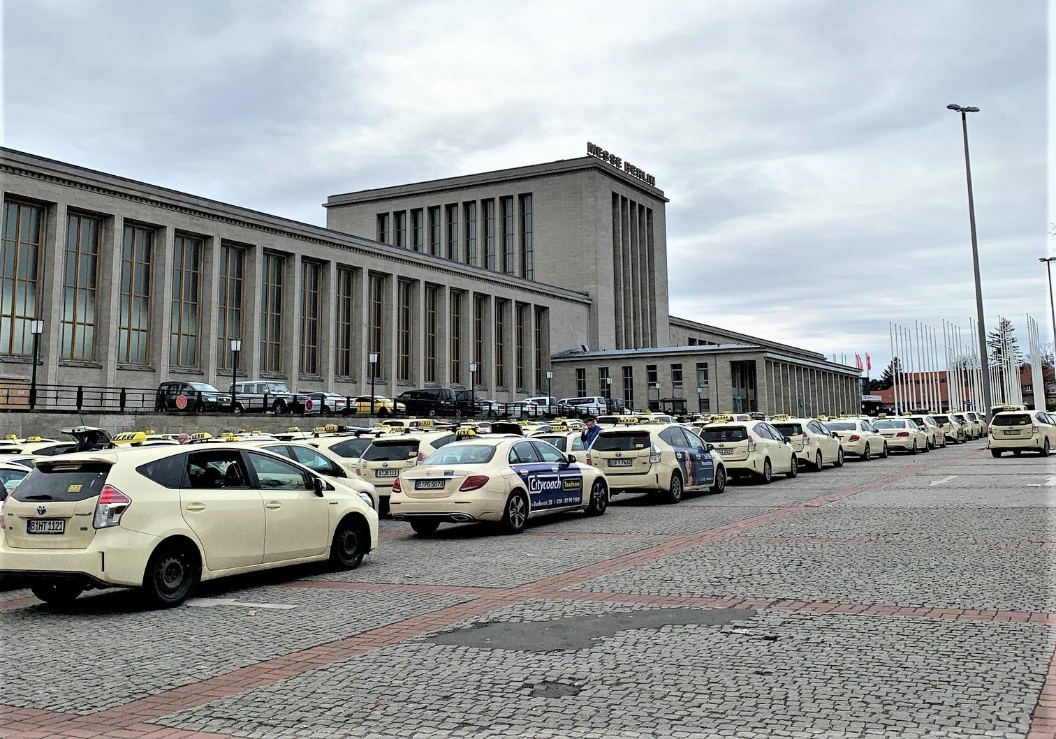 Centro Messe Berlino