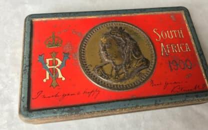 Uk, trovato cioccolato che Regina Vittoria regalò a soldati nel 1900