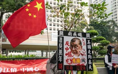 Amnesty International chiude i suoi uffici a Hong Kong
