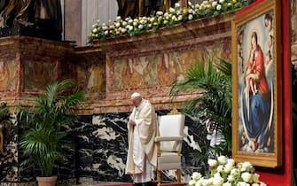 Messa Pasqua Papa Francesco