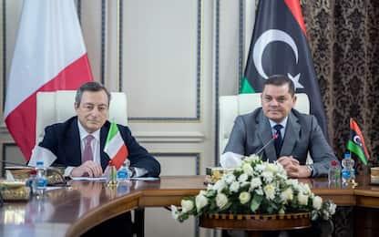 Governo, Draghi in visita in Libia per incontrare Dabaiba a Tripoli