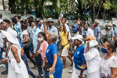 Haiti, rapiti 7 membri della chiesa cattolica a Port-au-Prince