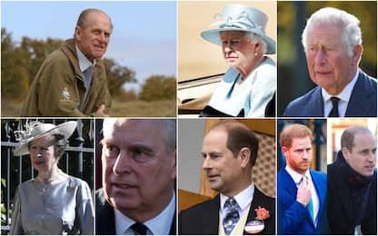 Regno Unito, chi sono i 30 invitati ai funerali del principe Filippo
