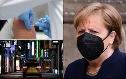 Covid, Germania verso lo stop alle restrizioni per i vaccinati
